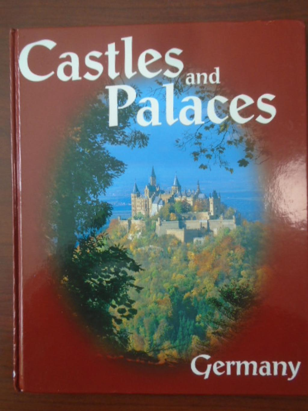 Castles and Palaces. Germany, Bronwen Saunders