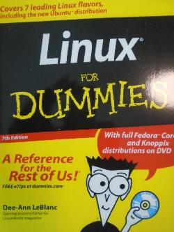 Linux for Dumess,