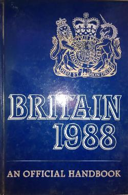 Britain 1988: An Official Handbook, Central Office of Informationion