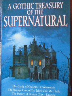 The Gothic Treasury of the Supernatural,