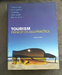 Tourism Principles and Practice, Chris Cooper, John Fletcher, Alan Fyall