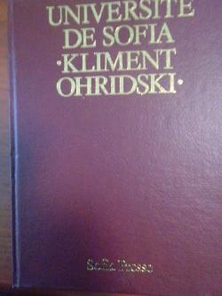 Universite de Sofia Kliment Ohridski,