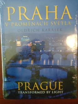 Prague Transformed By Light (Prana v Promenach Svetla), Oldrich Karasek