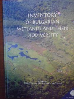 Inventory of Bulgarian Wetlands and their Biodiversity,