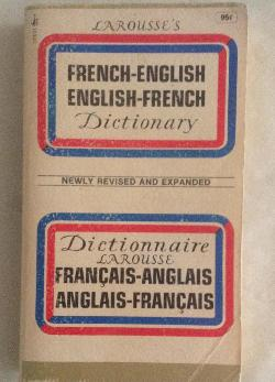 Larousse's French - English / English - French Dictionary, колектив