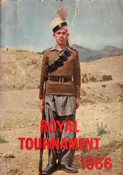 Royal Tournament Programme 1966, Royal Tournament