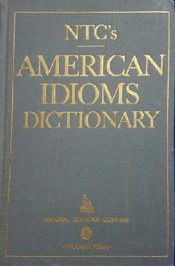 American idioms dictionary, Richard Spears