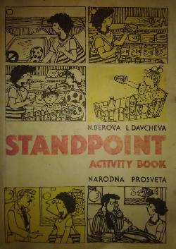 STANDPOINT. ACTIVITY BOOK, N. Berova, L. Davcheva