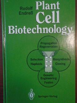 Plant Cell Biotechnology, Rudolf Endress