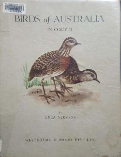 Birds of Australia in Colour, Lyla Stevens