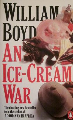 An Ice-cream War, William Boyd