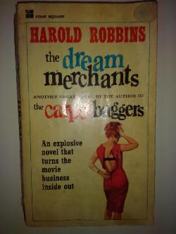 The dreams merchants, Harold Robins