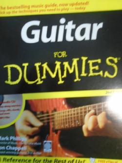 Guitar for Dummies без CD,