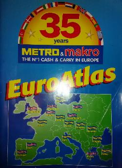 Euro Atlas. 35 Years Metro & Makro, Колектив