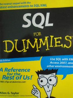 SQL for dummies,