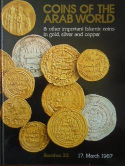 Coins of the Arab word,