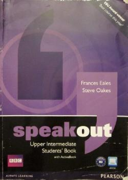 Speakout Upper Intermediate Students' Book with DVD, Frances Eales, Steve Oakes