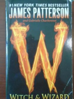 Witch and Wizard, James Patterson